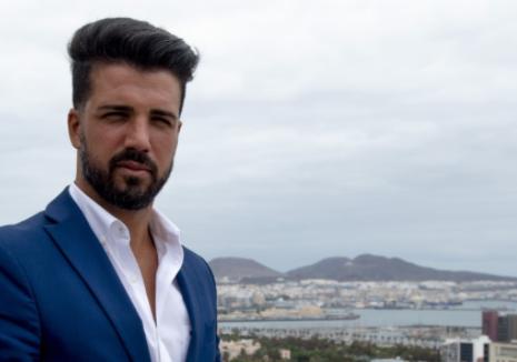 David Suárez. Unidos por Gran Canaria