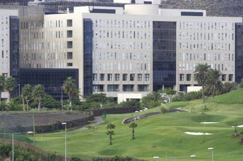 Hospital General de Gran Canaria Doctor Negrín