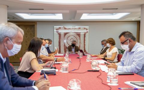 Comité de Emergencia Sanitaria. Canarias