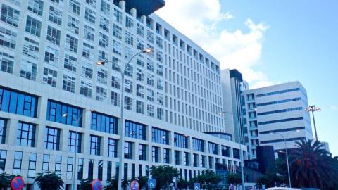 Hospital Universitario Insular de Gran Canaria
