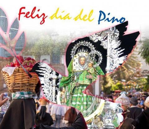 Virgen del Pino. Teror. Gran Canaria