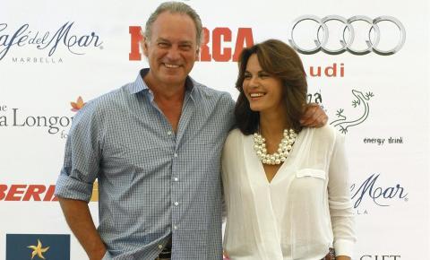 Bertín Osborne y Fabiola