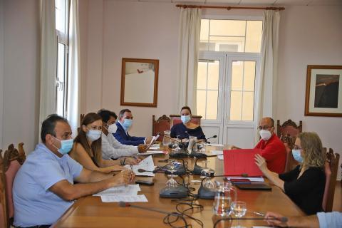 Consejo de Gobierno del Cabildo de Lanzarote