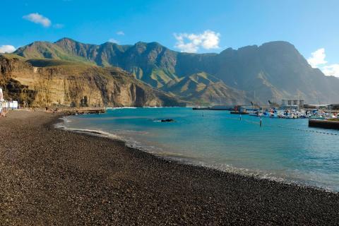 Costa de Agaete. Gran Canaria