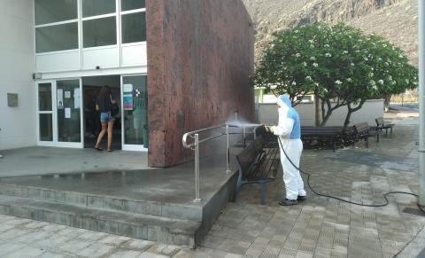 San Sebastián de La Gomera adopta nuevas medidas en relación con la Covid-19