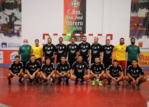 El Gourmet Ampate Lanzarote debuta con victoria en la Copa de Canarias