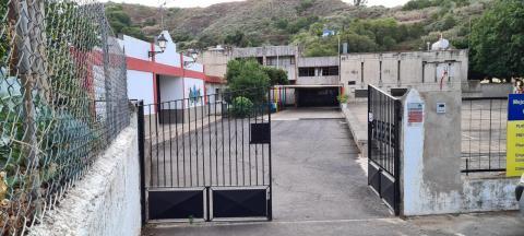 Colegio de Valleseco. Gran Canaria