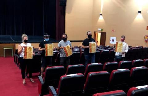 """Presentación de """"Fuerteventura Reggae Festival"""" en La Oliva"""
