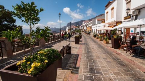 Tejeda. Gran Canaria