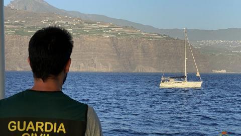 Incautan una tonelada de cocaína en un velero que seguía nueva ruta africana
