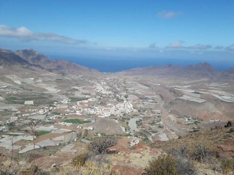 La Aldea. Gran Canaria