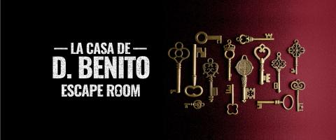La casa de D. Benito, Escape Room en el Teatro Pérez Galdós. Gran Canaria