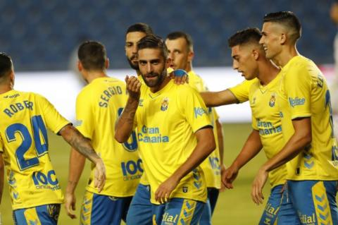 U.D. Las Palmas 3 - C.F. Fuenlabrada 3