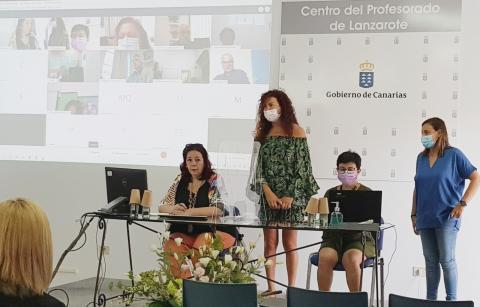"""Educación facilitará mascarillas al alumnado de """"cuota cero"""". Canarias"""