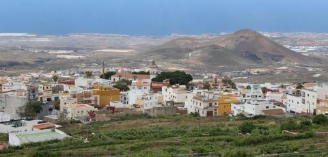 San Miguel de Abona. Tenerife