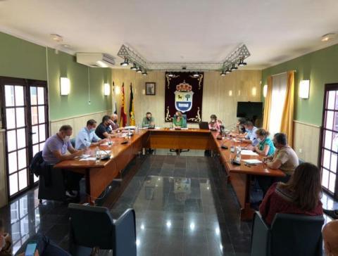 Pleno de La Oliva. Fuerteventura