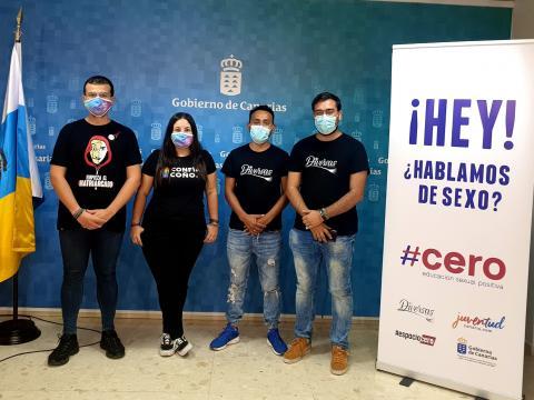 Presentación Campaña #CERO