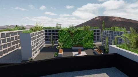Proyecto de ampliación del Cementerio de San Bartolomé. Lanzarote