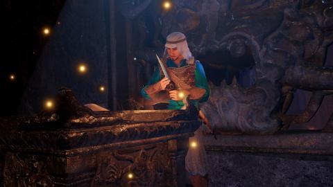 Remake del videojuego 'Prince of Persia: Las Arenas del Tiempo'