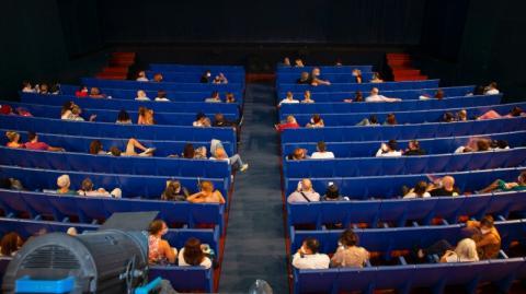 Teatro Cuyás. Las Palmas de Gran Canaria