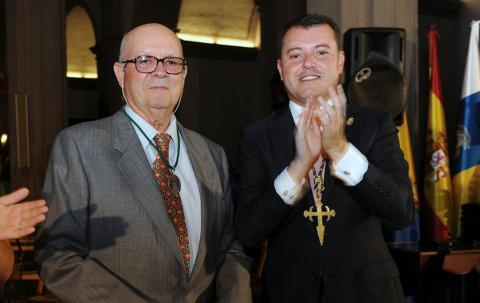 Teodoro Sosa y Antonio Ríos
