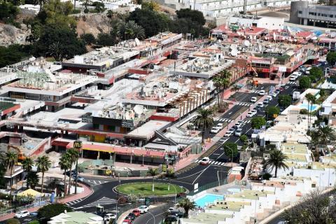 Puerto Rico, Mogán (Gran Canaria) luce más de 3 kilómetros de nuevo asfaltado