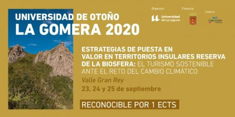 Universidad de Otoño de La Gomera