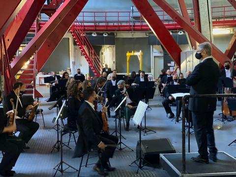 La música de Beethoven 'toca' el Universo desde el Gran Telescopio Canarias