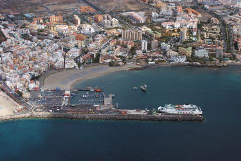 Los Cristianos. Tenerife