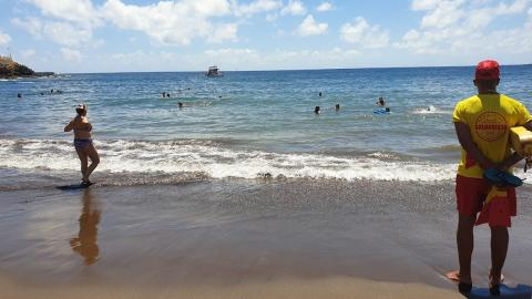 Servicio de socorrismo en playas