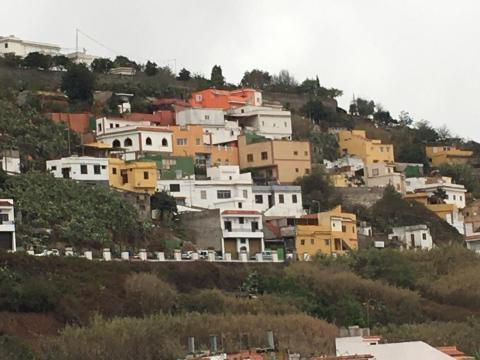 Barrio del Rincón, Teror. Gran Canaria
