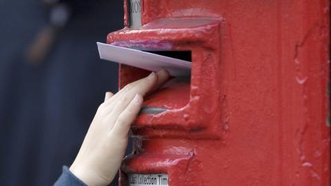 Buzón de correo