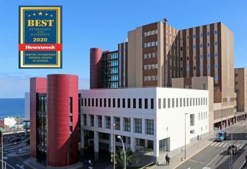 EEUU reconoce a los Ginecólogos del Hospital Materno Infantil de Las Palmas de Gran Canaria