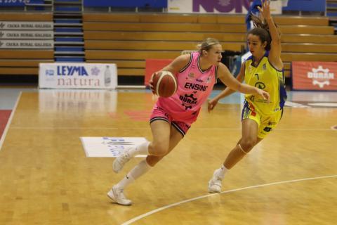 Elena Rodríguez, jugadora del Spar Gran Canaria