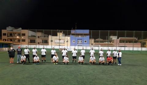 El Atlético Femenino de Alcalá cumple 25 años