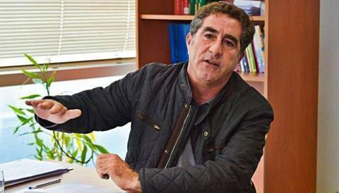 Francis Candil, portavoz de CC-UxGC en Ayuntamiento de Las Palmas de Gran Canaria