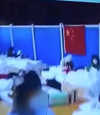 Hospital chino