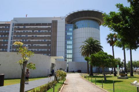 Hospital Universitario. Tenerife