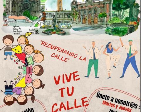 "Proyecto ""Vive tu calle"" de Arucas. Gran Canaria"