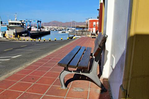 Plaza del Varadero, Puerto del Carmen. Lanzarote