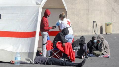 Inmigración en Canarias