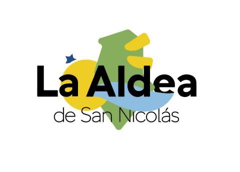 Nuevo logo de turismo de La Aldea. Gran Canaria