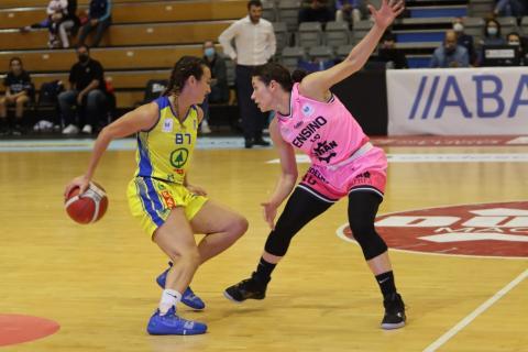 Marta Hermida, jugadora de Spar Gran Canaria