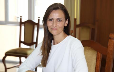 Nerea Santana, consejera de Empleo del Cabildo de Lanzarote
