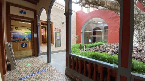 Oficina de Turismo de Gáldar. Gran Canaria