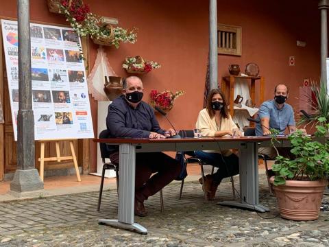 Telde presenta la programación cultural para el mes de octubre