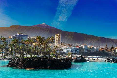 Puerto de la Cruz. Tenerife