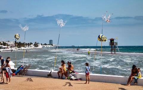Playa Honda. San Bartolomé. Lanzarote