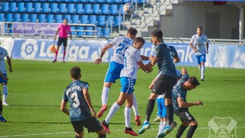 C.D. Tenerife 1 - Rayo Vallecano 0