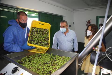 lmazara de la Granja Agrícola Experimental de Lanzarote